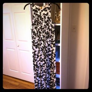 Rachel Pally Black/White maxi dress